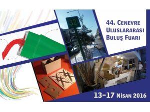 44'üncü Cenevre Uluslararası Buluşlar Fuarı 13 Nisan'da Başlıyor