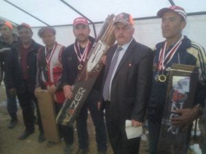Osmaneli İstasyon Avcılar Kulübü 7. Avcılık Ve Atıcılık Müsabakası Düzenledi