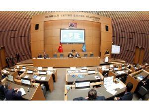 Küçükçekmece'nin 2015 Faaliyet Raporu Onaylandı