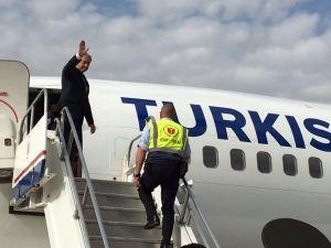 KKTC Cumhurbaşkanı Akıncı, Almanya'ya gidiyor