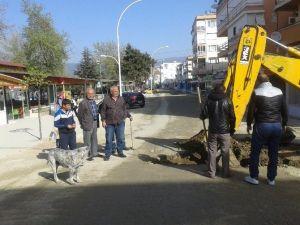 Kumla Sahilleri Yaza Hazırlanıyor
