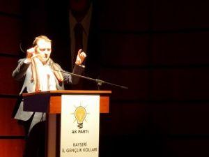 AK Parti Milletin Gençliği Buluşması Kayseri De Yapıldı