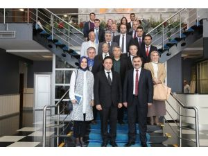 Ko-mek İle Halk Eğitim Müdürleri Toplantıda Buluştu