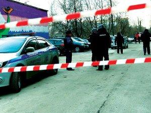 Rusya'da polis merkezine intihar saldırıları