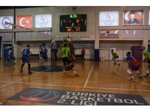Türkiye Voleybol 2. Ligi