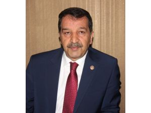 AK Parti Bingöl Milletvekili Enver Fehmioğlu: