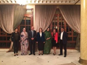 Sankon Fas Devleti Temsilciliği'ne İş Kadını Mouna Azzouha Chagaf Atandı