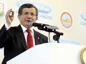 Başbakan Davutoğlu: Bizde kardeşlik aşkı var