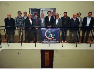 Milletvekili Aydemir Çomoğluları Derneği'ni Ziyaret Etti