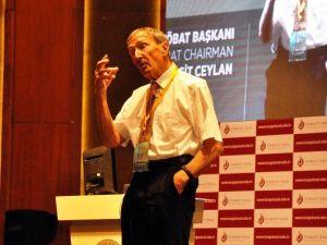 Nobel Ödüllü Zinkernagel, Kızılcahamam'da Uluslararası Tıp Öğrenci Kongresine Katıldı