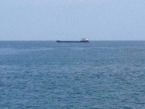 Açık Denizde İş Kazası Geçiren Rus Gemici Hastaneye Kaldırıldı