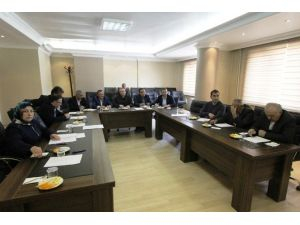 Bayburt Belediyesi Nisan Ayı Olağan Meclis Toplantısı Gerçekleşti
