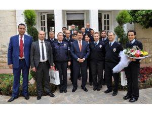 Başsavcı Yeldan'dan Polis Günü Kutlaması