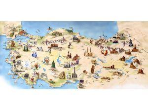 Türkiye'nin 14 bin 840 tescilli Sit alanı bulunuyor