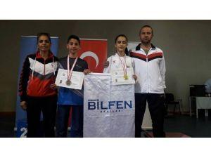 Diyarbekirsporlu Karatecilerden Önemli Başarı