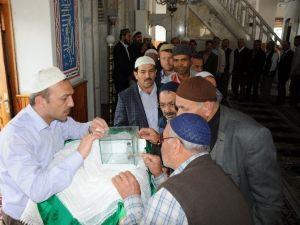 Mersin'de Sakal-ı Şerif Ziyarete Açıldı