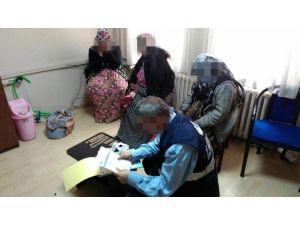 Selimiye'de Dilenci Avı