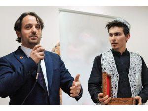 İsmail Halden Afgan Gençleri İle Buluştu