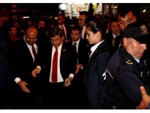 Başbakan Davutoğlu Sevgisi İzdihama Dönüştü