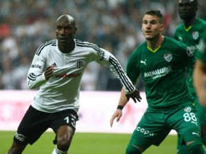 Beşiktaş: 3 - Bursaspor: 2