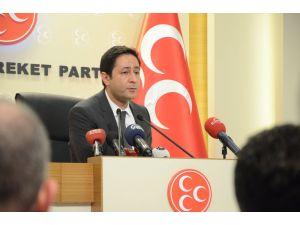 MHP'nin avukatından gerekçeli kararla ilgili açıklama