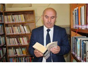 Vezirköprü'de 4 Yılda 100 Bin Kitap Okundu