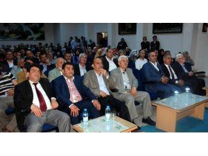 Fatih Erbakan, Aydın'da 'Yeniden Büyük Türkiye'yi Anlattı