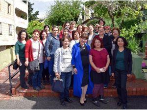 Muratpaşa Belediyesi'nden Kursiyerlere Girişimcilik Dersi