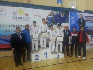 Vanlı Judoculardan Üçüncülük Madalyası