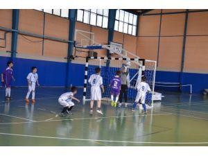 Bozüyük Belediyesi Minikler Futsal Şenliği Devam Ediyor