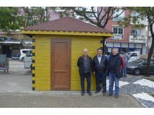 Turgutlu'nun Yeni Meydanı'na Yeni Taksi Durağı