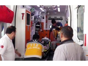 Şanlıurfa'da Servisi Takla Attı: 18 Yaralı