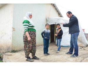 Tatvan'da 5 Bin Aile Ziyaret Edilecek