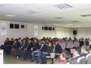 Tatvan'da KOBİ-gel Proje Tanıtım Toplantısı