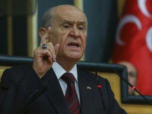 MHP Genel Başkanı Bahçeli: Bizim Paralel'e teslim edecek partimiz yoktur