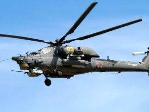 Suriye'de Rus Helikopteri Düştü! İki Pilot Öldü