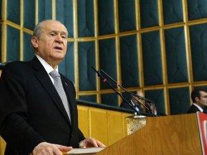 Mahkemenin Kurultay Kararına Bahçeli'den İlk Yorum: MHP'yi Tanzim Edemeyecekler