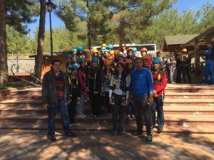 Erikçe Çocuk Ve Gençlik Kamp Eğitim Merkezi Sezonu Açtı