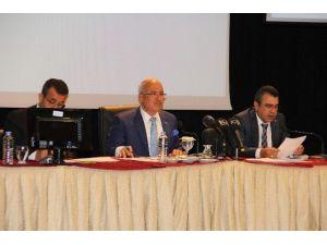 Mersin Büyükşehir Belediye Meclisi'ne, 1/50 Binlik Çevre Düzeni Planı Tartışması Damga Vurdu