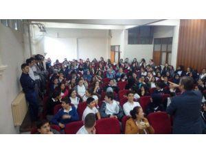 Körfez Belediyesi Okullarda Çevre Bilinci Oluşturuyor