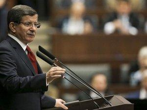 Başbakan Davutoğlu: Dokunulmazlıklarla ilgili teklife son imzayı attım