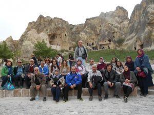 Eskişehirli Şairler Ve Sanatçılardan Kapadokya Gezisi