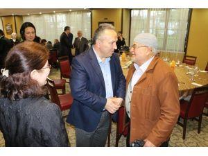 Vali Ali Fidan, Şehit Aileleri Ve Emekli Polislerle Yemek Yedi