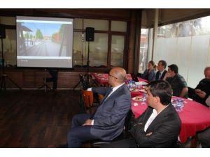 Mehmet Ali Paşa Esnafına Tramvay İle İlgili Bilgilendirme Yapıldı