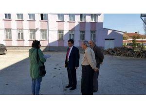Yıkılan Eski Halk Eğitim Merkezi Yerine Sosyal Yaşam Merkezi Yapılacak