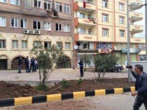 Kilis'e Yine Roket Mermileri Düştü, Halk İsyan Etti, TSK IŞİD'i Vurdu