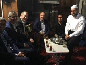 Özdağ ve Halaçoğlu'nun Diyarbakır Ziyareti MHP'yi Karıştırdı