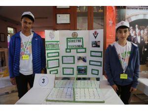 Torbalı'da TÜBİTAK Bilim Fuarı Açıldı