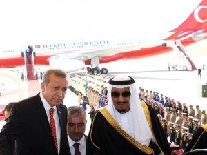 Ankara'yı Ziyaret Eden Kral Selman'a Fitch'ten Not Şoku