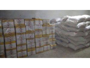 Gaziantep'te Kaçak Çay Operasyonu